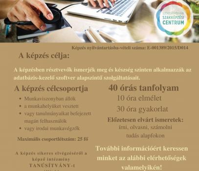 ADATBÁZIS-KEZELŐ (ACCESS)